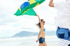 Latino brasil couple Stock Images