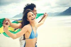 Latino brasil couple Stock Photos