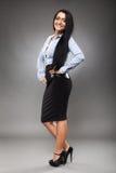 Latino businesswoman Stock Photography