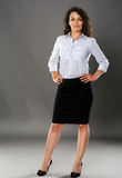 Latino businesswoman Royalty Free Stock Image