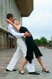 Latino dance Royalty Free Stock Image
