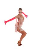 Latino dancer Royalty Free Stock Photo