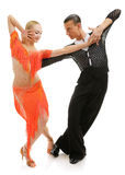Latino dancers Stock Photos