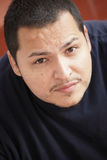 Latino headshot Royalty Free Stock Photography
