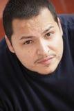 Latino headshot royalty-vrije stock fotografie
