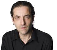 Latino Man portrait royalty free stock images