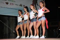 Latino Marathon Stock Photo