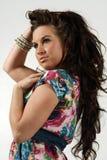 Latino Woman Royalty Free Stock Photos