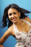 Latino woman Stock Photo