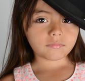 Latino Young Actress. Royalty Free Stock Photo