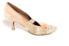 Latinsk sko för balsaldans Royaltyfria Bilder