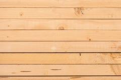 Latjes van hout als houten achtergrond stock afbeelding