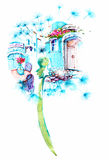 Lato ilustracji