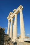 Lato antico della città della Turchia Fotografie Stock