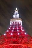 2011 lato brać Tokyo wierza Obrazy Stock