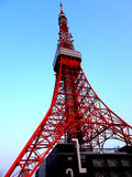 2011 lato brać Tokyo wierza Obrazy Royalty Free