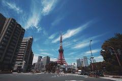 2011 lato bra? Tokyo wierza obrazy royalty free