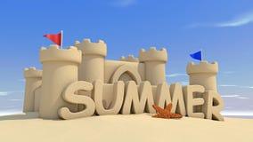 lato czas royalty ilustracja