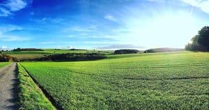 Lato czas w Luksemburg Zdjęcia Stock