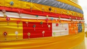 Lato dekoracja Złota góra Zdjęcia Stock
