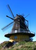 Lato del mulino a vento Fotografia Stock Libera da Diritti
