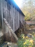 Lato del ponte Immagini Stock