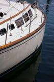 Lato della barca Fotografie Stock Libere da Diritti