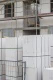 Lato della costruzione Fotografia Stock