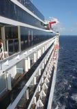 Lato della nave Immagini Stock