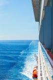 Lato della nave Fotografie Stock