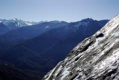 Lato della roccia del Moro Fotografia Stock