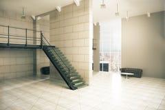 Lato di interior design Immagini Stock Libere da Diritti
