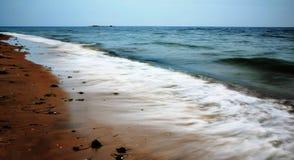 Lato di mare Immagine Stock