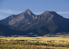 Lato est della montagna di Bell Fotografia Stock Libera da Diritti