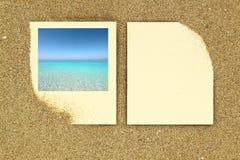 Lato fotografii rama Obraz Royalty Free