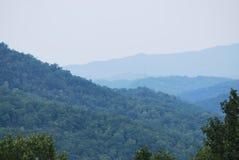 Lato góry krajobraz Fotografia Stock