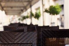 Lato gość restauracji Fotografia Stock