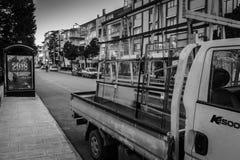 Lato Grodzkie ulicy W kraju Turcja Fotografia Stock