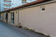 Lato Grodzkie ulicy W kraju Turcja Zdjęcia Stock