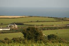 Lato irlandzka sceneria Fotografia Royalty Free