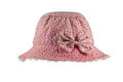 Lato kapelusz Obraz Royalty Free