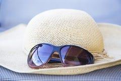 Lato kapelusz Obraz Stock