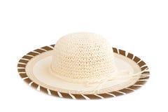 Lato kapelusz Zdjęcia Stock