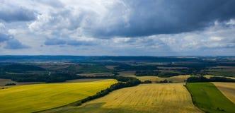 LATO krajobraz fotografia royalty free