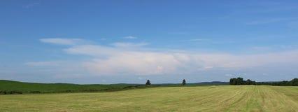 LATO krajobraz Zdjęcie Stock
