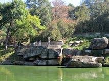 Lato krajobraz na jeziorze Obraz Royalty Free