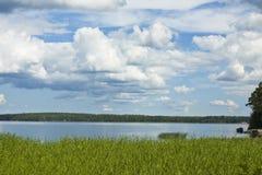 Monrepo, zatoka Finlandia Zdjęcia Stock