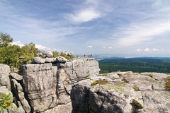 lato krajobrazowy kamienisty punkt widzenia obraz stock