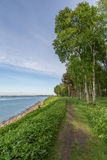 Lato krajobrazu, Tallinn zatoka Zdjęcie Stock