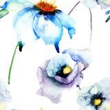 Lato kwiat Zdjęcie Stock